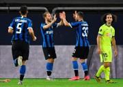 Inter, verdugo del Getafe, United, Copenhague y Shakhtar, a cuartos de final (Resumen)