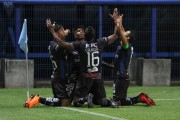 (3-1) 'San' Piedra guía a Independiente a la victoria