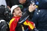 """Alonso siente que está cada vez más cerca de la """"Cuádruple Corona"""""""
