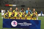 Ecuador perdonó y cayó ante Argentina en el Sudamericano