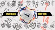 Se sorteó calendario de la Liga de España 2020-2021