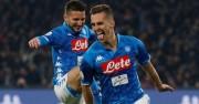 El Nápoles gana al Bolonia y cierra la primera vuelta a 9 puntos del Juventus