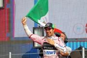 Sergio 'Checo' Pérez desea que llueva durante el Gran Premio de México