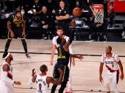 Tras el boicot, Bucks y Lakers llegan a semifinales; Rockets, a un triunfo (Resumen)