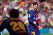 Messi mantiene la cima y la ventaja