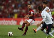 (3-1) Flamengo vence al Liga de Quito y asume el liderato del Grupo D