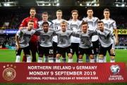 Kroos vuelve a lista de Löw para duelos ante Biolorrusia e Irlanda del Norte
