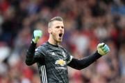 De Gea, cerca de renovar con el Manchester United