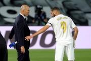 0-1. La magia de Benzema guía al líder y hunde al Espanyol