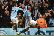 (1-0) Kompany da un latigazo a la Premier League