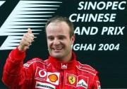 Rubens Barrichello revela que le extirparon un tumor benigno del cuello