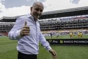 """""""Queremos sacar un resultado positivo contra Peñarol"""""""