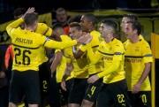 El Atlético se la pega en Dortmund; el PSG pincha ante el Nápoles (Resumen)