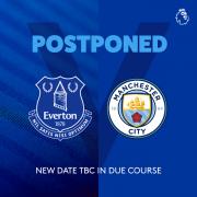 Un brote de Covid-19 pospone partido entre Everton y Manchester City