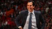 Los Heat mantendrán a Erik Spoelstra como su entrenador a largo plazo