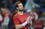 Murray sufre para ganar al argentino Londero, debutante en Shanghái