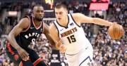 Nuggets ganan duelo a Raptors; triunfos de Warriors, Clippers y Thunder (Resumen)