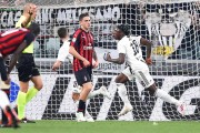 Juventus queda a un paso del título en Italia