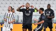 (2-1) El Lyon sobrevive a Cristiano y prolonga la pesadilla del Juventus