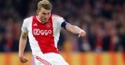 Juventus eleva la oferta por De Ligt a 67 millones, según prensa holandesa