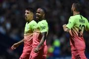 Guardiola no se guarda nada y golea al Preston North en la Copa de la Liga