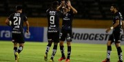 """""""Hemos competido con el mejor equipo de la Copa Sudamericana"""""""