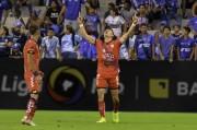 Balda, en las esferas del fútbol mexicano