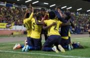 """Luis Fernando Suárez: """"Ecuador tiene proyectos de trabajo bastante buenos"""""""