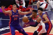 Westbrook, debut triunfal con Wizards; ganan Magic y Hawks (Resumen)
