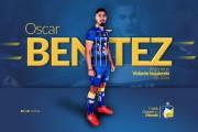 Junior Benítez llega al campeón