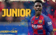 El Barça ficha a Júnior por 18 millones de euros
