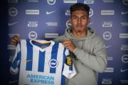 Jeremy Sarmiento ficha por Brighton & Hove Albion