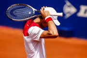 Djokovic cae ante Klizan, en su debut en Barcelona