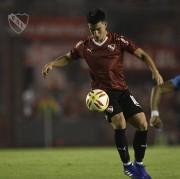 Minutos para Gaibor en goleada copera de Independiente