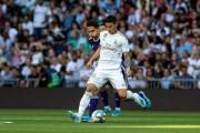 James Rodríguez sufre lesión en el sóleo derecho