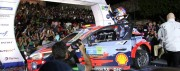 Cancelan la etapa inaugural del Rally México