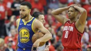 (113-118) Curry y Thompson ponen a Warriors en finales por quinta vez seguida
