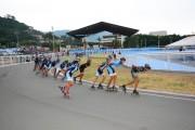 Cinco patinadores ecuatorianos se alistan para campeonato de Mundo en Holanda