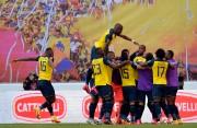 Ecuador oficializa su convocatoria para medir a Bolivia y Colombia