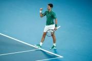 """Djokovic: """"El número uno histórico es uno de mis grandes objetivos"""""""