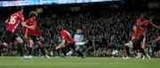 (0-0) El United con Valencia no pudo ante el City