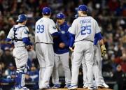 Dodgers necesitan de sus bates; Cora decidir dónde colocar a Martínez