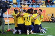 Ecuador se medirá a Uruguay en octavos de final