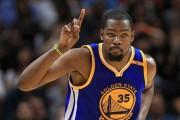 Warriors dan por perdido a Durant y retirarán el No.35 en agradecimiento