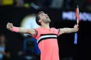 Nadal consolida el número uno y Dimitrov deja al torneo sin Kyrgios