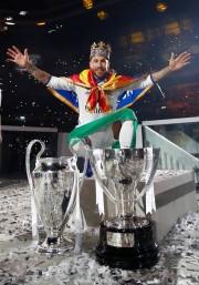 """Sergio Ramos: """"Levantar una quinta Champions sería una locura"""""""