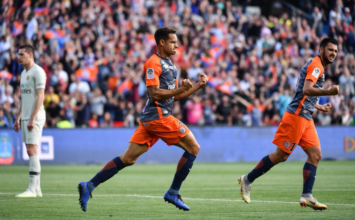 El Montpellier prolongó la mala racha de los de Tuchel, que llegaban al choque tras perder la final de la Copa de Francia y sólo suman una victoria de sus últimos seis partidos