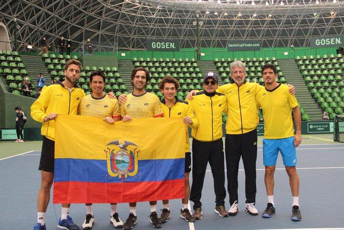 Roberto Quiroz señaló como trabaja durante el aislamiento domiciliario y señaló que espera jugar la Copa Davis en noviembre