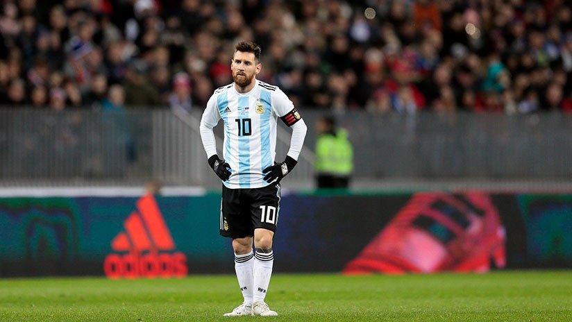 El delantero del Barcelona no juega con Argentina desde la eliminación en los octavos de final del Mundial de Rusia ante Francia