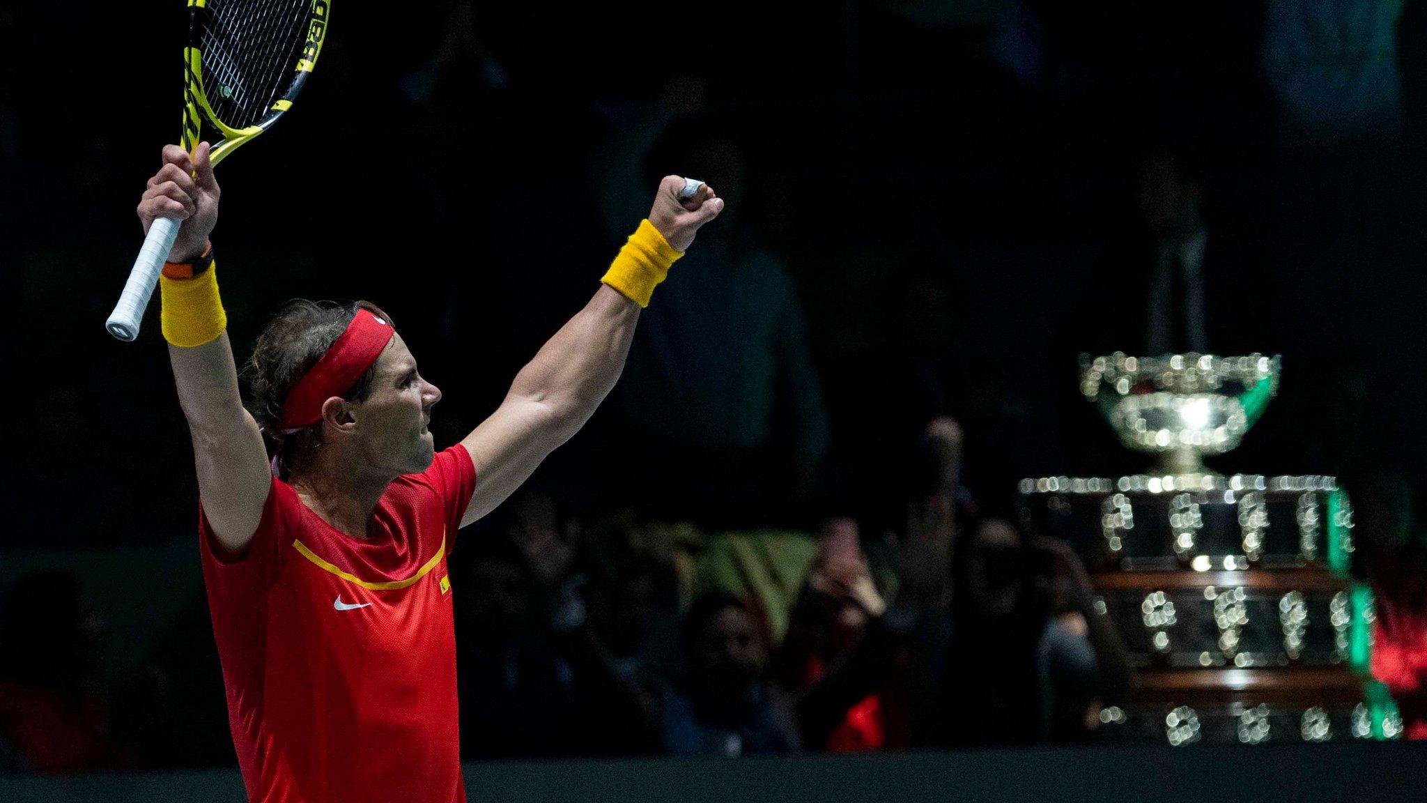 El español amplió su racha de victorias consecutivas en la Davis, que llega ya a las 29, con una sola derrota